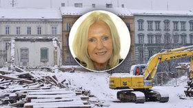 Zažily císaře pána, teď sklady v Brně mizí v demolici: Architektka Jiřičná tu navrhla byty