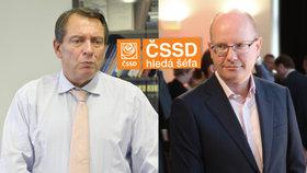 """Za ČSSD jsem bojoval 28 let."" Sobotka nejede na sjezd, Paroubka nepozvali"