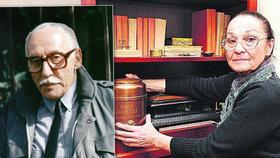 Miloš Kopecký (†73) po 22 letech od smrti: Jeho urnu má manželka stále doma