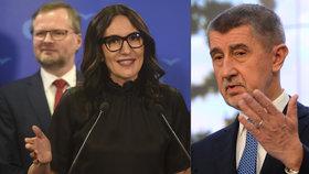 """ČSSD míří za ANO na námluvy. Udženija mluví o Babišově """"chobotnici"""" a příkopu s ODS"""