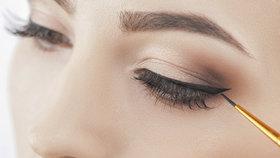 Test tekutých očních linek: I ty levnější obstály!