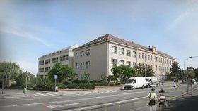 100 nových míst pro žáky: Dostavbě nejstarší základky Chodova pomůže magistrát 103 miliony