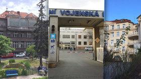 Více lůžek, modernější přístroje i boj proti padělaným lékům: Pražské nemocnice chystají velké změny