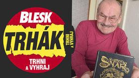 Sen o sněhu, a má střechu! Ivo Bartošek (72) z Buchlovic má »13. důchod« od Trháku: K výhře 10 tisíc mu pomohl snář