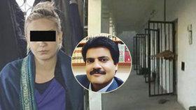 Obhájce Terezy H. zadržené v Pákistánu opět promluvil: Co jí ve vězení zakázali?