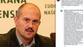 Facebook Kotlebovců: Vražda novináře je OK, byl to žoldák. Strana se k tomu nehlásí