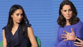 Meghan a Kate poprvé spolu na veřejnosti: Rivalita, nebo přátelství? Co o nich prozradila řeč těla
