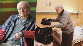 Režisér Václav Vorlíček (87) po operaci: Zotavuje se doma