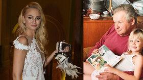 Miss Earth Tereza Fajksová v slzách: Smrt milovaného člověka ji zdrtila