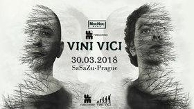 Nejpopulárnější psytrance duo světa Vini Vici: Izraelští DJové se vrací do Prahy