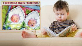 V Praze představili pilotní projekt »S knížkou do života«. Podpoří rozvoj dětí