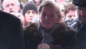 Smutný pohřeb zavražděné Martinky (†27): Kuciakovu snoubenku pohřbili ve svatebních šatech