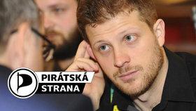 Žít Brno mizí z volebních kandidátek: Matěj Hollan přebíhá k Pirátům