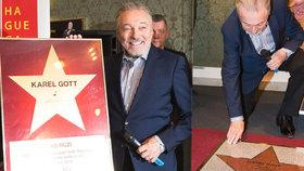 Karel Gott poklekl: Po 35 letech se mu splnil sen!