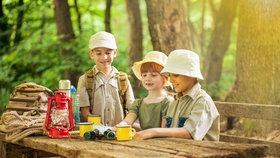 Příměstské tábory: Rady a inspirace pro děti i rodiče