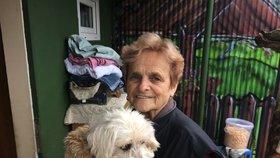 Jaroslava se v Modřanech stará o psy, které nikdo nechce: Pejskům poskytuje přívětivý domov