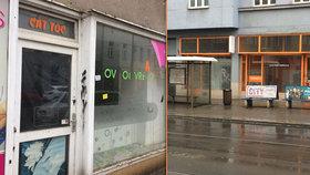 Není to jen Zenklova: Rekonstrukce vypudila podnikatele i z Nuselské ulice