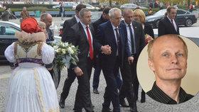 Zemanovi pustil Jaroslav Modlitbu pro Martu. Přestupek to nebyl, odložila případ komise
