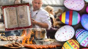 33 tipů na víkend: Začínají velikonoční trhy! Obdivujte Ďáblovu bibli a pochutnejte si na vepřobraní