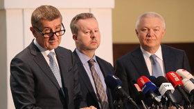 Babiš bude o vládě exkluzivně jednat s ČSSD. Už se řeší i počty ministrů