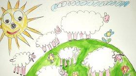 Jak vypadá svět očima dětí? V Galerii 14 vystavují do konce března dětské výtvarné práce