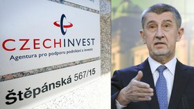 Další plán Babiše: Agentury CzechTrade a CzechInvest by hned sloučil