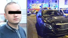 Silvestrovská tragédie: Obžalovali Rusa, který v opilosti zabil autem cizinku. Hrozí mu osm let vězení