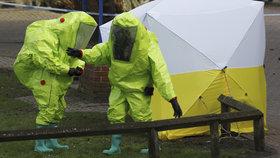 Britové zachytili v den otravy Skripala podezřelou depeši. Putovala do Moskvy