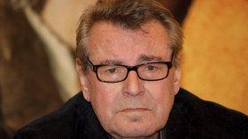 Poslední rozhovor Miloše Formana (†86): Toužil ještě přiletět do Čech!