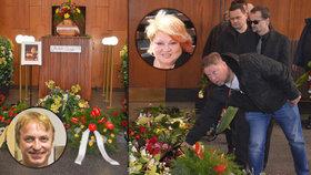 Rok od smrti zpěvačky Věry Špinarové (†65): Další pohřeb!