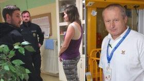 Matka, na kterou lékař zavolal policii: Přednosta mi vyhrožoval! Sestry se mi vysmály