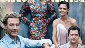 Celebrity na síti: Hvězdy seriálu Dawsonův svět po dvaceti letech opět spolu
