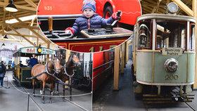 Muzeum MHD se pro letošek otevřelo veřejnosti. Zabaví malé i velké návštěvníky