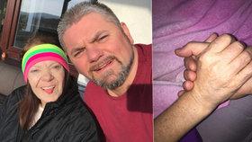 Zpěvák Pepíček Melen přišel o maminku: 9 hodin ji držel za ruku!