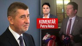 Komentář: Hamáček zkouší blafovat, válku s Babišem ale nevyhraje