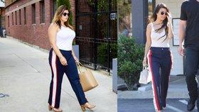 Plus size blogerka se obléká jako štíhlé celebrity: Komu to sluší víc?