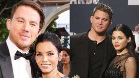 Channing Tatum a Jenna Dewan se po devíti letech rozcházejí. Proč?