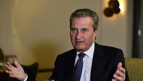 Zkrouhne brexit české dotace? Eurokomisař promluvil o rozpočtu i vraždě Kuciaka