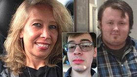 Zastřelil mámu, kamaráda a zmizel: Nebezpečného vraha (23) hledá policie
