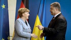 Merkelová přitvrdila: Nord Stream 2 nebude, nepůjde-li plyn i přes Ukrajinu