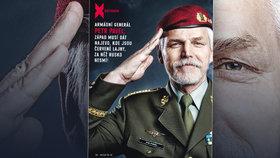 Generál Petr Pavel: Válka s Ruskem? Hrozivé důsledky. Musíme dělat ústupky