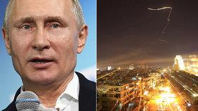 """Putin se Sýrií """"vyměkl"""" a Američany měl ztrestat, schytal to od části Rusů"""