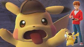 Detective Pikachu recenze: Nejslavnější pokémon se stal detektivem a je to švanda
