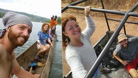 Dva Češi procestovali stopem Afriku: Změnilo nám to pohled na svět, shodují se Slávek a Jana