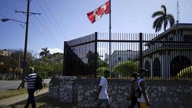 """""""Sonický útok"""": Kanada z Kuby stahuje rodiny svých diplomatů. Že by zpackané odposlechy?"""
