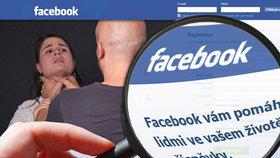 Muž uškrtil manželku (†32), protože byla závislá na Facebooku