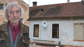 Smutné stáří muzikanta Antonína (78): V důchodu živoří! Na operaci si musel půjčit, dům mu padá na hlavu