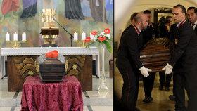 Nechtěl být pohřben s papeži, ale doma v Česku. Ostatky arcibiskupa Berana se vrací do Prahy