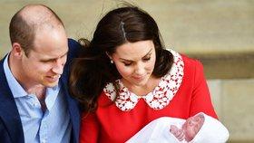 Miminko Kate a Williama vydělá za první rok života 1,5 miliardy Kč, říkají ekonomové