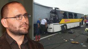 Známý režisér (†44) zahynul při nehodě autobusu: Kamarád mu poslal do nebe dojemný vzkaz